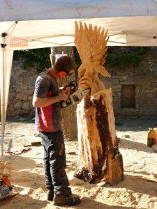 Nicolas Gombert - Sculpteur sur bois